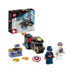 GROSSISTA LEGO 76189 SERIE INFINYTY AVENGERS