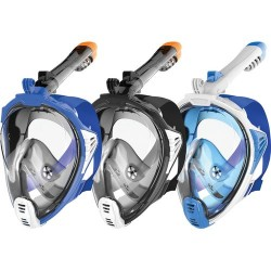 GROSSISTA FULL FACE MASK S/M 7072