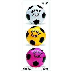 GROSSISTA PALLONE MINI BALL D.140CM 3 COLORI ASS. GIALLO BIA