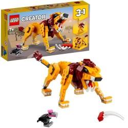 GROSSISTA LEGO 31112 LEONE SELVATICO