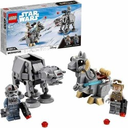 GROSSISTA LEGO 75298 MICROFIGHTER AT-AT VS TAUNTAU N