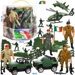 GROSSISTA CONF SOLDATI MISSIONI ITALIANE NEL MONDO