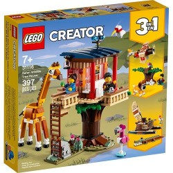GROSSISTA LEGO 31116 CASA SULL'ALBERO DEL SAFARI