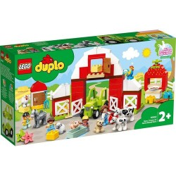 GROSSISTA LEGO 10952 FATTORIA C/FIENILE TRATTORE E ANIMALETT
