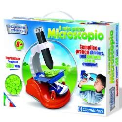 GROSSISTA IL MIO PRIMO MICROSCOPIO 38.5X28.5X7.8CM +8A