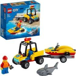 GROSSISTA LEGO 60286 ATV DI SOCCORSO BALNEARE