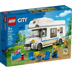 GROSSISTA LEGO 60283 CAMPER DELLE VACANZE