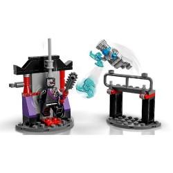 GROSSISTA LEGO 71731 BATTAGLIA EPICA ZANE VS NINDR