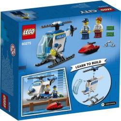 GROSSISTA LEGO 60275 ELICOTTERO DELLA POLIZIA