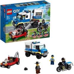 GROSSISTA LEGO 60276 TRASPORTO PRIGIONIERI POLIZIA