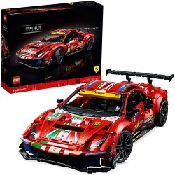 GROSSISTA LEGO 42125 FERRARI 488 GTE AF CORSE