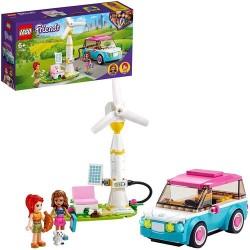 GROSSISTA LEGO 41443 AUTO ELETTRICA DI OLIVIA