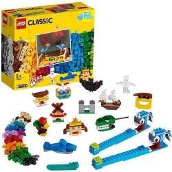 GROSSISTA LEGO MATTONCINI E LUCI 11009