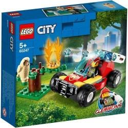 GROSSISTA LEGO 60247 INCENDIO NELLA FORESTA