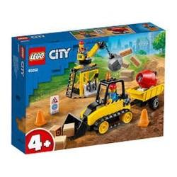GROSSISTA LEGO 60252 BULLDOZER DA CANTIERE