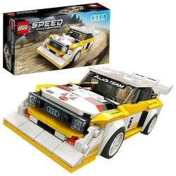 GROSSISTA LEGO 76897 AUDI SPORT QUATTRO