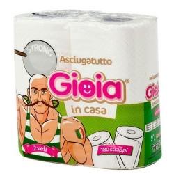 GROSSISTA ASCIUGATUTTO GIOIA 2V. 2 ROT.