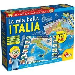 GROSSISTA I'M A GENIUS GEOPUZZLE MIA BELLA ITALIA
