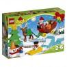 GROSSISTA LEGO 10837 LE AVVENTURE DI BABBO NATALE DUPLO - 2/
