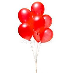 GROSSISTA RED BALLON MADE IN ITALY - HS CODE: 9509000