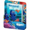 GROSSISTA FINDING DORY BLISTER BLOCK NOTES + PENNA 20X21CM