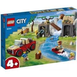 GROSSISTA LEGO 60301 FUORISTRADA DI SOCCORSO ANIMA LE