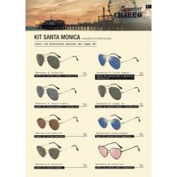 Grossista KIT SANTA MONICA Kit composto da 8 Occhiali