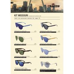 Grossista KIT MISSOURI Kit composto da 8 Occhiali