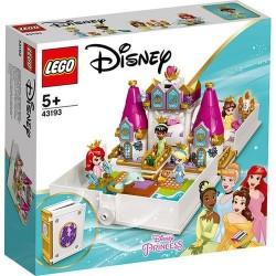 GROSSISTA LEGO 43195 SCUDERIE REALI DI BELLE