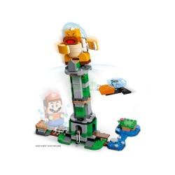 GROSSISTA LEGO 71388 SUPERMARIO TORRE BOSS SUMO BR