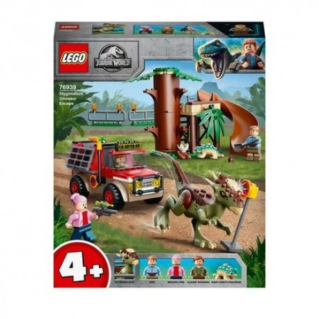 GROSSISTA LEGO 76939 FUGA DEL DUNOSAURO STYGOMOLOC