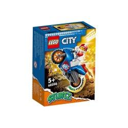 GROSSISTA LEGO 60298 STUNT BIKE RAZZO