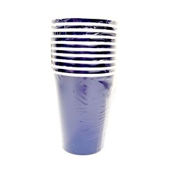 GROSSISTA BICCHIERI CC.250 10PZ BLUE CINA