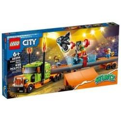 GROSSISTA LEGO 60294 TRUCK DELLO STUNT SHOW