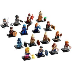 GROSSISTA LEGO 71028 MINIFIGURES HARRY POTTER