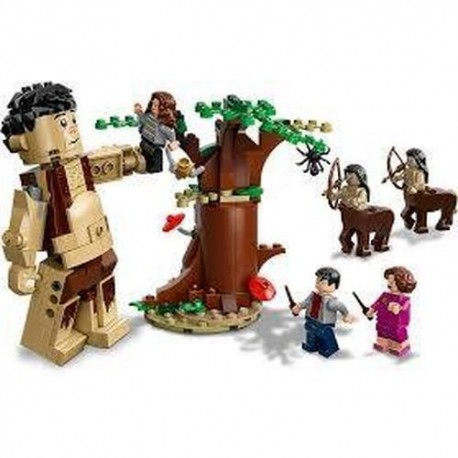 GROSSISTA LEGO HARRY POTTER TM LA FORESTA PROIBITA : LINCONT