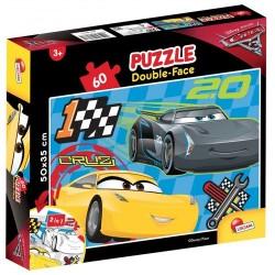 GROSSISTA PUZZLE DF PLUS 60 CARS 3 ADRENALINE +3A 35X24