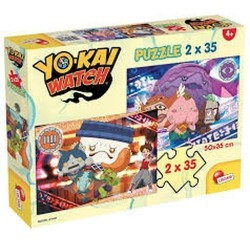 GROSSISTA PUZZLE DF SUPERMAXI YOKAI WATCH ASS