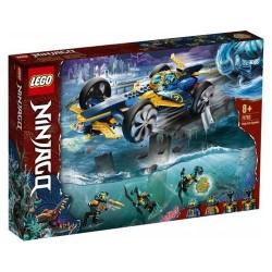 GROSSISTA LEGO 71752 BOLIDE SUBACQUEO DEI NINJA
