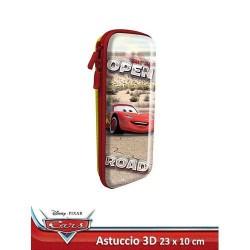 GROSSISTA ASTUCCIO 3D 23X10CM CARS