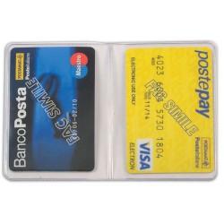 GROSSISTA BICARD COLOR P/CARD 2 SPAZI